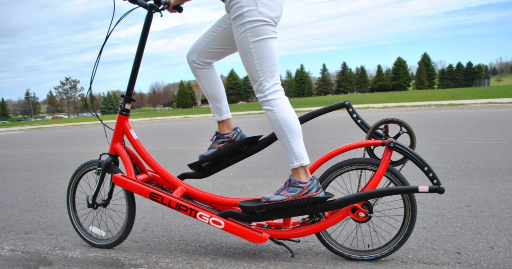 Elliptigo Race