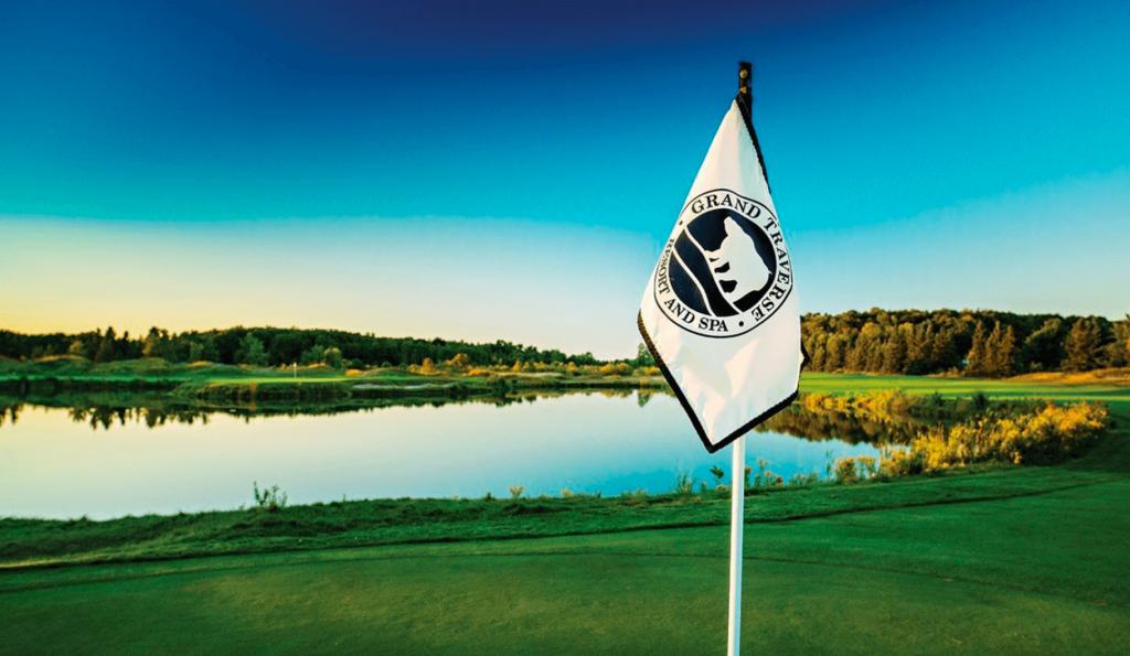 Golf at Grand Traverse Resort